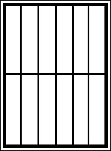 Сварная решетка «Эконом»