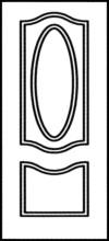 Фрезеровка МДФ Рис. № 021