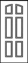 Фрезеровка МДФ Рис. № 069