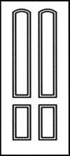 Фрезеровка МДФ Рис. № 102