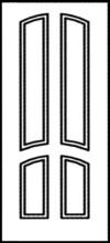 Фрезеровка МДФ Рис. № 108